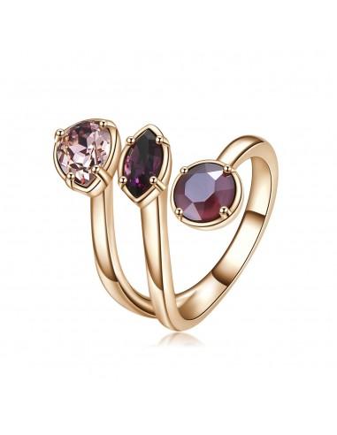 acquista autentico migliori offerte su assolutamente alla moda BROSWAY Anello AFFINITY in ottone e galvanica rosa mis 14